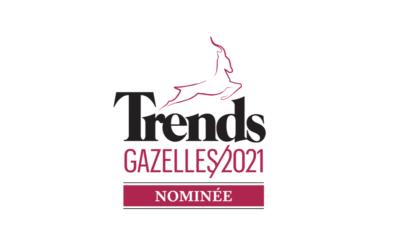 MB Transports et MB Manutention nominées Trends Gazelle 2021